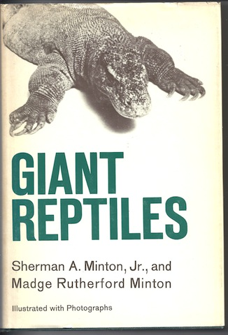 Image for Giant reptiles