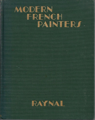 Image for Modern French Painters.  Translated by Ralph Roeder.
