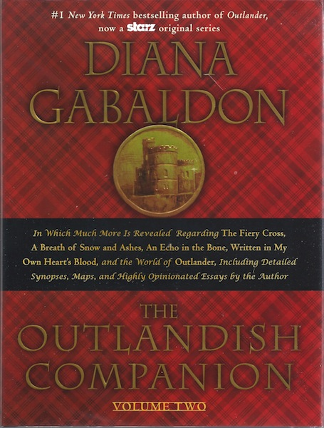 Image for The Outlandish Companion Volume Two: The Companion to The Fiery Cross, A Breath of Snow and Ashes, An Echo in the Bone, and Written in My Own Heart's Blood (Outlander)