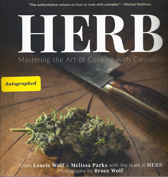 Image for Herb: Mastering the Art of Cooking with Cannabis