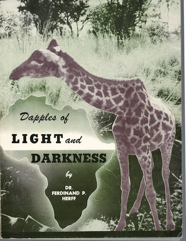 Image for Dapples of Light and Darkness