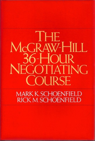 Image for The McGraw-Hill 36-Hour Negotiating Course