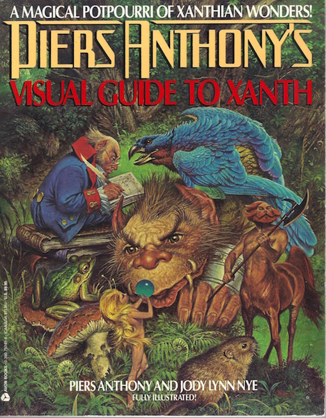 Image for Visual Guide to Xanth (Xanth Novels (Paperback))