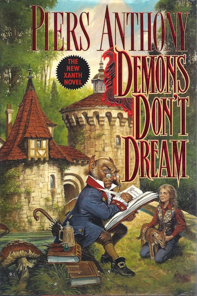 Image for Demons Don't Dream (Xanth, No. 16)