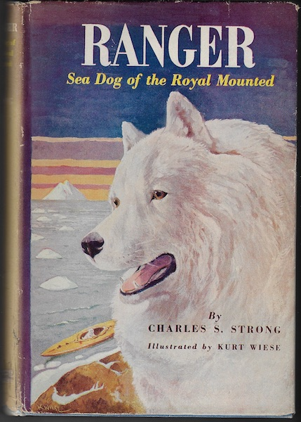 Image for ranger, sea dog of the royal mounted