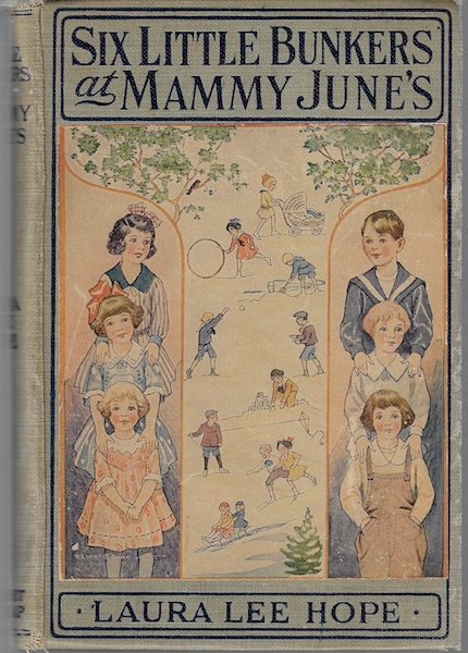 Image for Six Little Bunkers at Mammy June's 1922 [Hardcover]