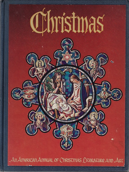 Image for Christmas: An American Annual of Christmas Literature and Art. Volume 35