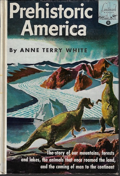 Image for Prehistoric America (Landmark books, 11)