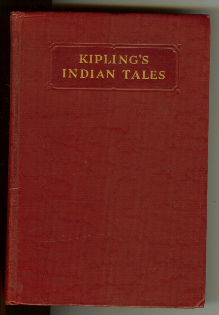 Image for Kipling's Indian Tales Rudyard Kipling 1899 [Hardcover] by Kipling, Rudyard