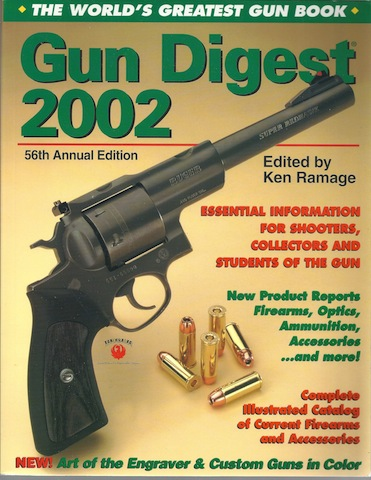 Image for Gun Digest: The World's Greatest Gun Book