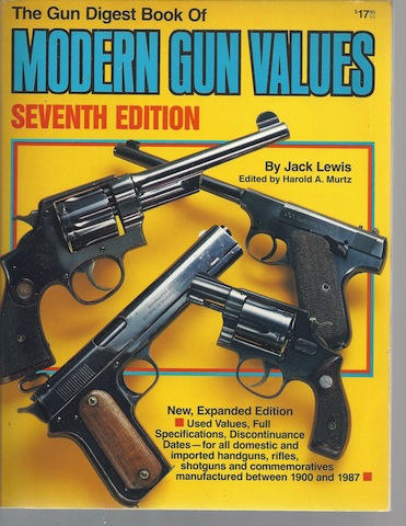 "Image for ""Gun Digest"" Book of Modern Gun Values (Gun Digest Book of Modern Gun Values)"