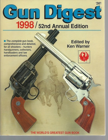 Image for Gun Digest 1998