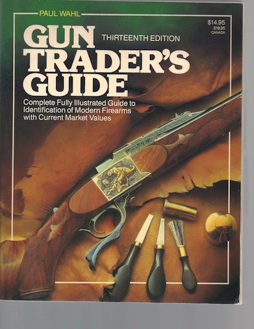 Image for Gun Traders Guide 13ED