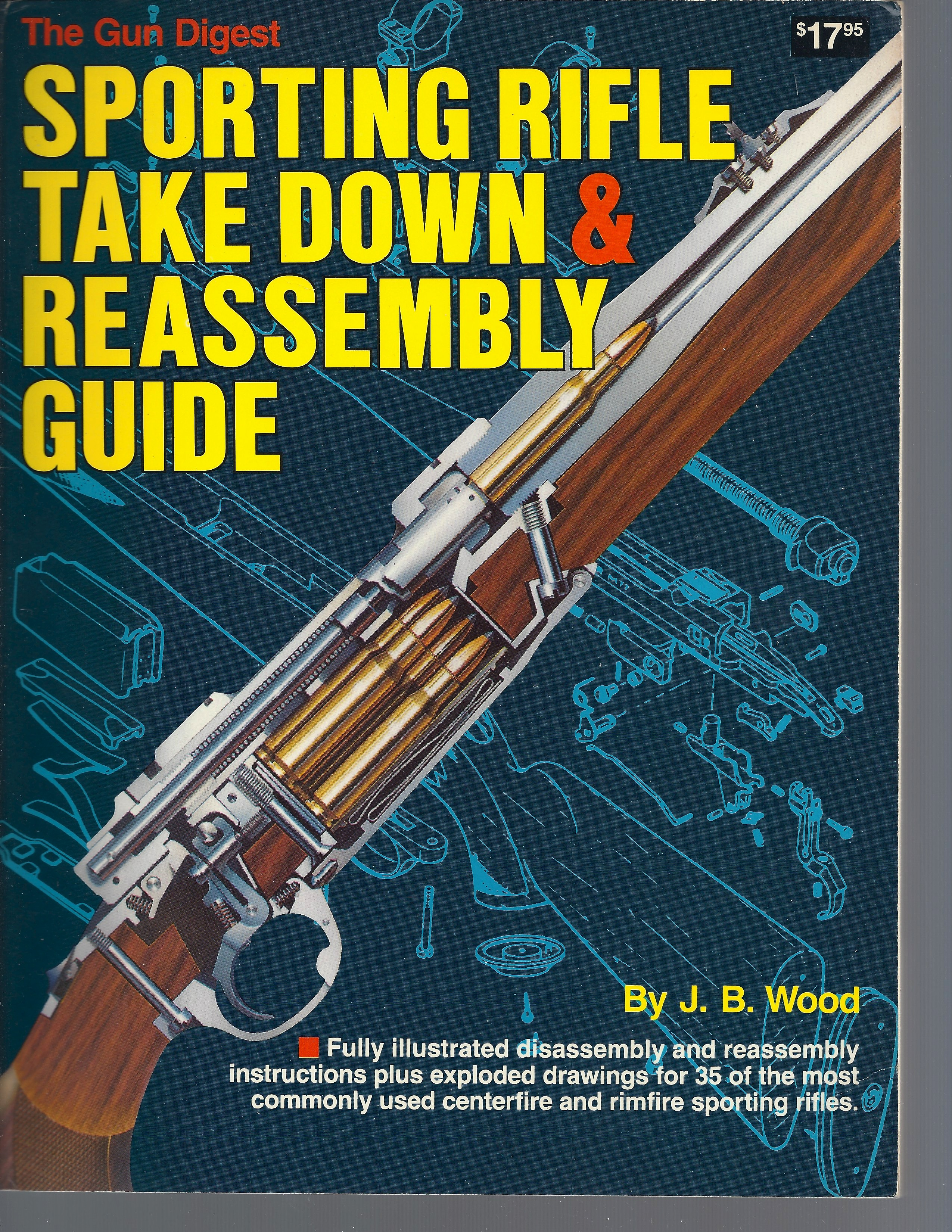 Image for The Gun Digest Sporting Rifle Take-Down and Reassembly Guide
