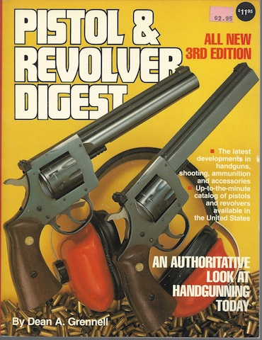 "Image for ""Pistol and Revolver Digest"""