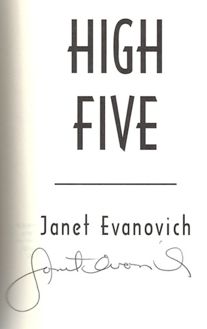 Image for High Five (Stephanie Plum, No. 5) [Hardcover] by Evanovich, Janet