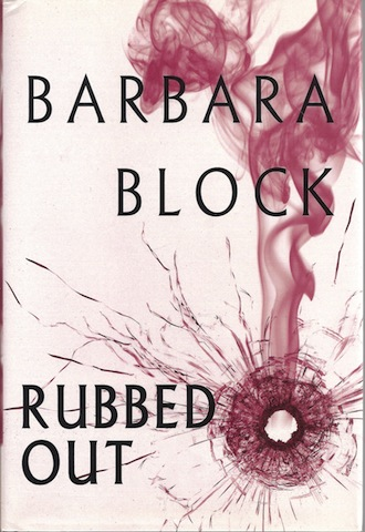 Image for Rubbed Out (Robin Light Thriller) [Hardcover] by Block, Barbara