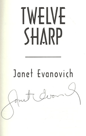 Image for Twelve Sharp (Stephanie Plum, No. 12) [Hardcover] by Evanovich, Janet