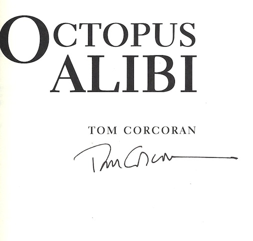 Image for Octopus Alibi [Hardcover] by Corcoran, Tom