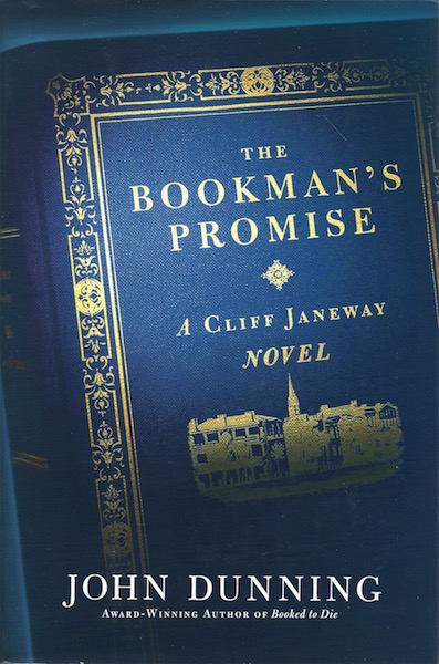 Image for The Bookman's Promise: A Cliff Janeway Novel [Hardcover] by Dunning, John