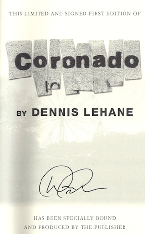 Image for Coronado: Stories [Hardcover] by Lehane, Dennis