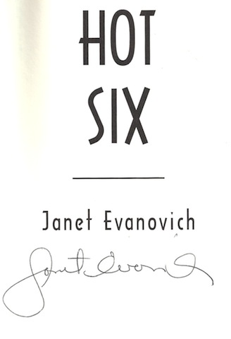 Image for Hot Six (Stephanie Plum, No. 6) [Hardcover] by Evanovich, Janet