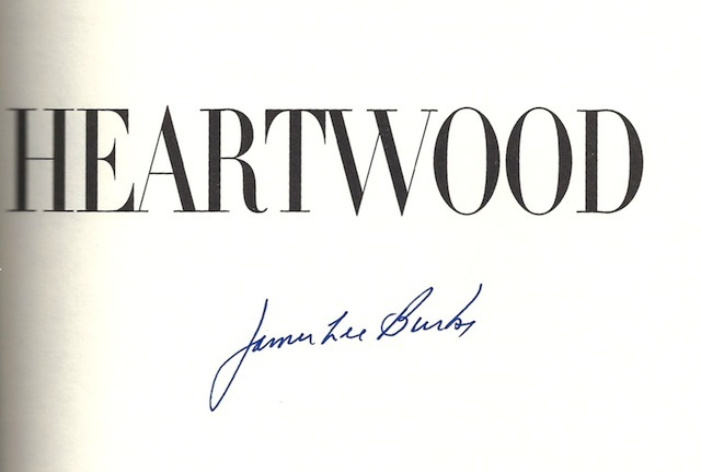Image for Heartwood [Hardcover] by Burke, James Lee
