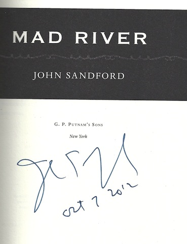 Image for Mad River (A Virgil Flowers Novel)