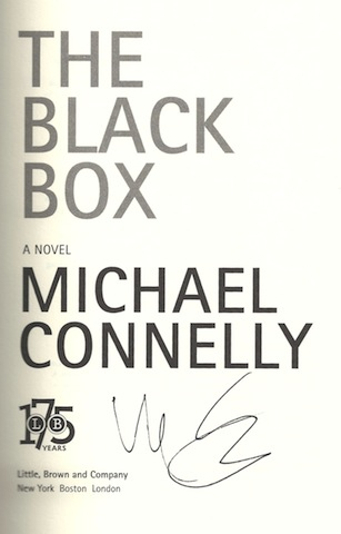 Image for The Black Box (A Harry Bosch Novel)