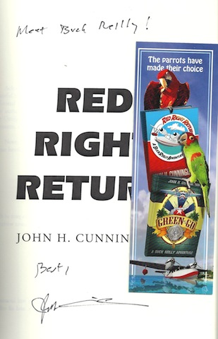 Image for Red Right Return: A Buck Reilly Adventure
