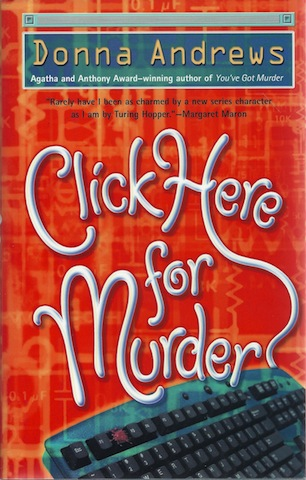 Image for Click Here for Murder by Andrews, Donna