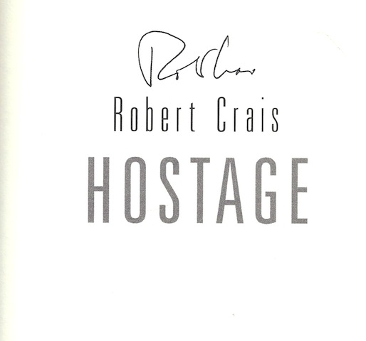 Image for Hostage: A Novel by Crais, Robert