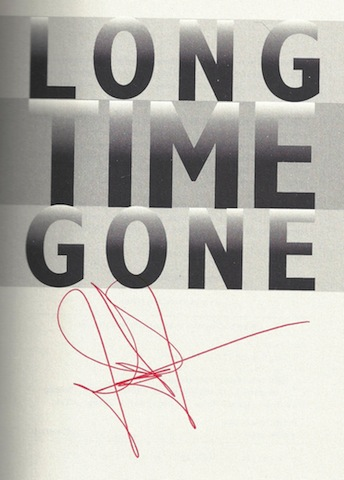Image for Long Time Gone: A Novel of Suspense [Hardcover] by Jance, J. A.