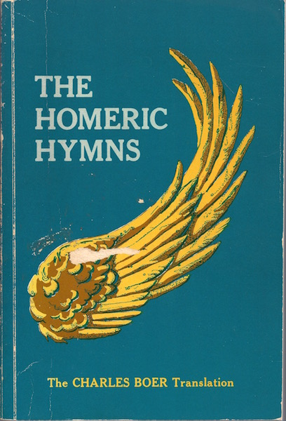Image for The Homeric Hymns (Dunquin Series ; 10) by Boer, Charles