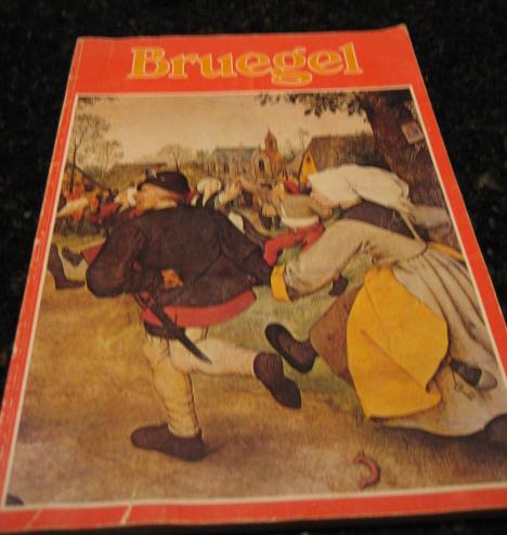 Image for Bruegel 103 Illustrations Folio 1978 [Paperback] by Brown, Christopher