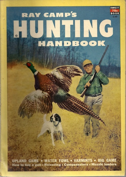 Image for Ray Camp's Hunting Handbook; Fawcett Book 130