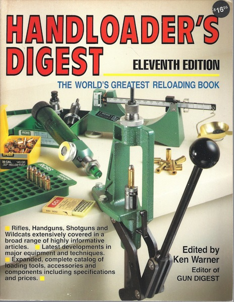 Image for Title: HANDLOADER'S DIGEST Eleventh Edition
