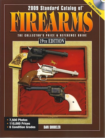 Image for 2009 Standard Catalog Of Firearms: The Collector's Price and Reference Guide