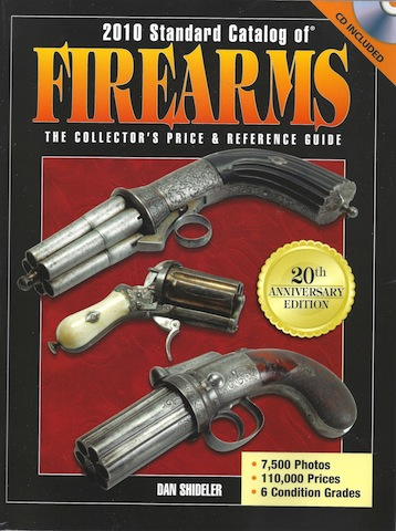 Image for 2010 Standard Catalog of Firearms: The Collector's Price and Reference Guide
