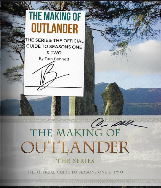 Image for The Making of Outlander The Official Series Guide 