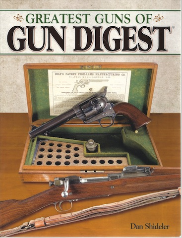 Image for The Greatest Guns of Gun Digest