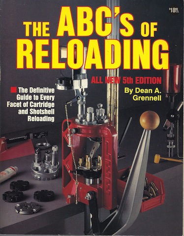 Image for ABC's of Reloading