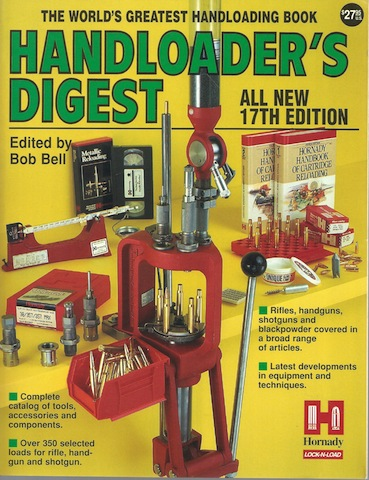 Image for Handloader's Digest (17th ed)