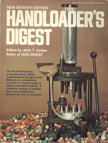 Image for Handloader's Digest