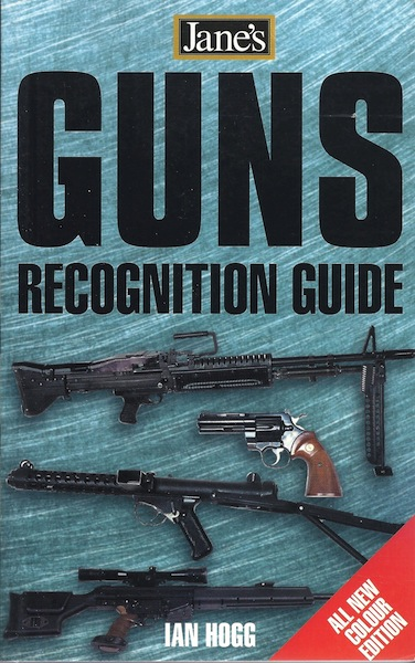 Image for Jane's Guns Recognition Guide - 3rd Edition