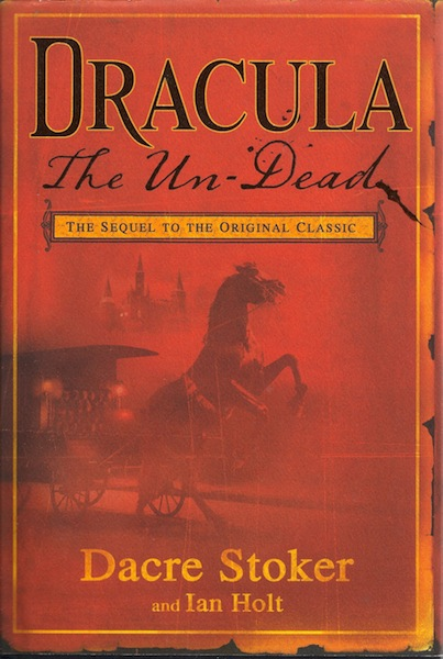 Image for Dracula: The Un-Dead