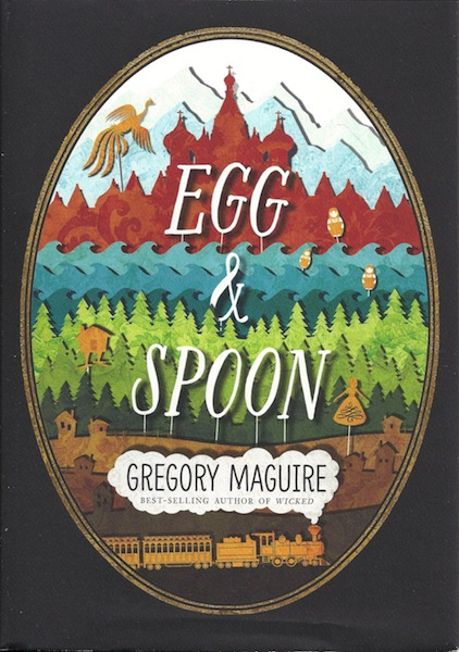 Image for Egg and Spoon SIGNED