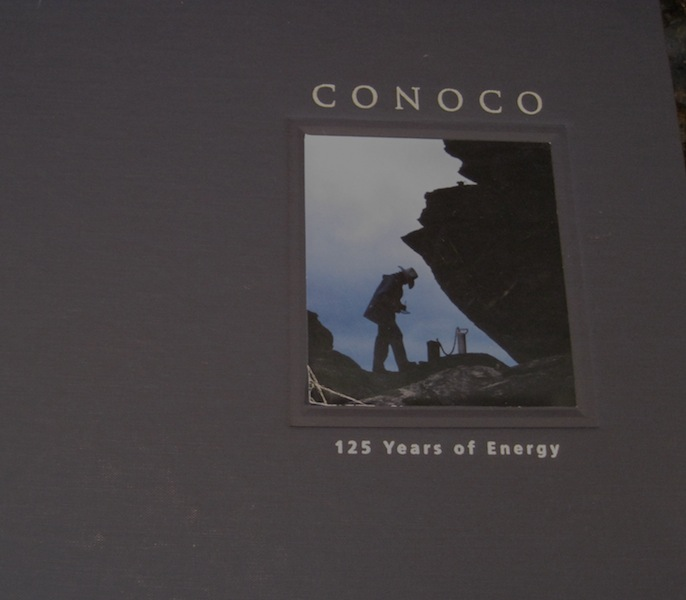 Image for Conoco: 125 years of energy