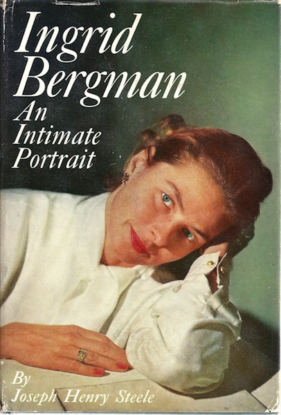 Image for Ingrid Bergman An Intimate Portrait