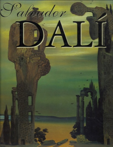 Image for Salvador Dali by Hodge, Jessica